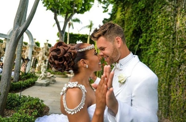audrina with husband