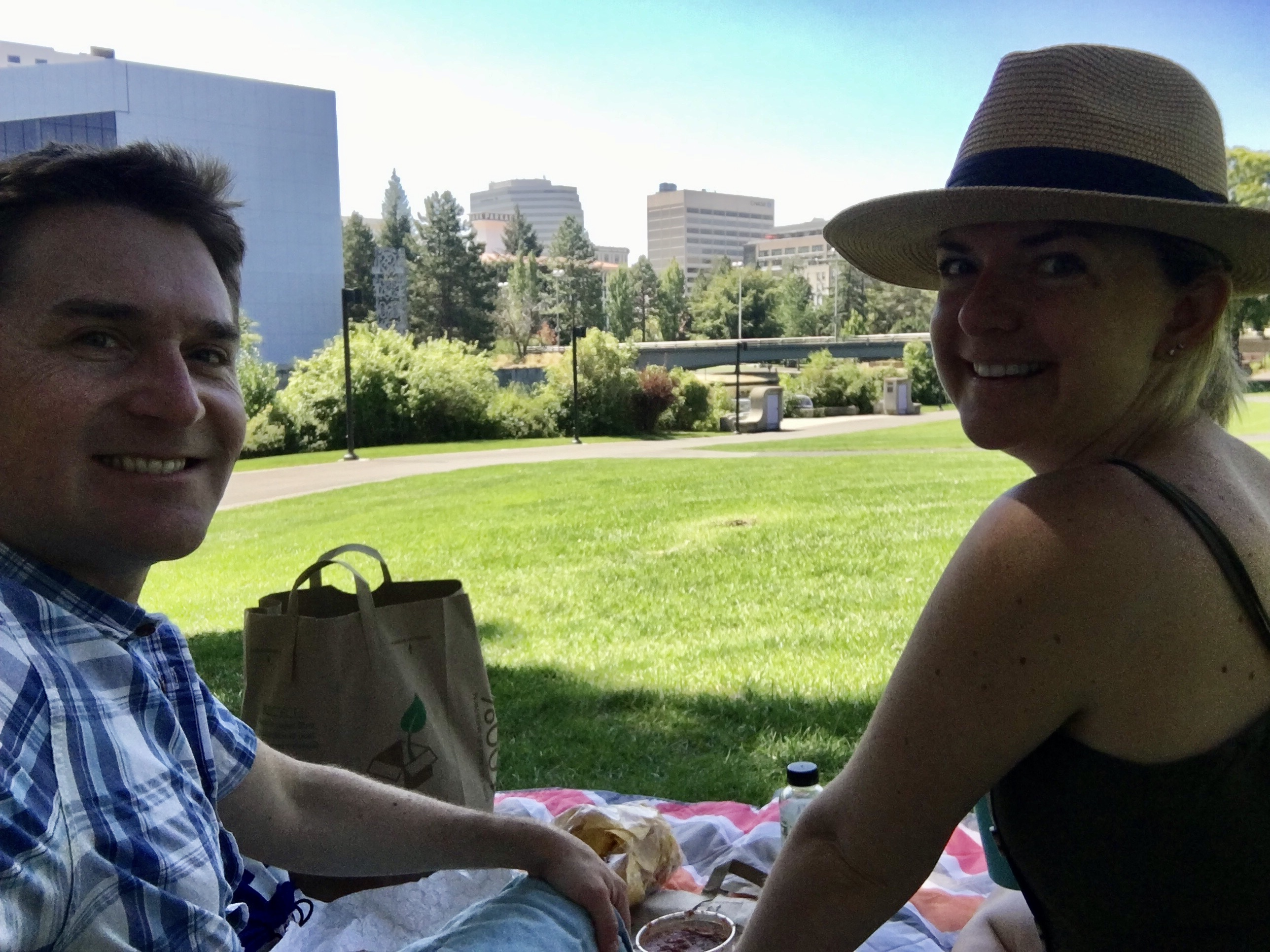 A TK Picnicking Experience