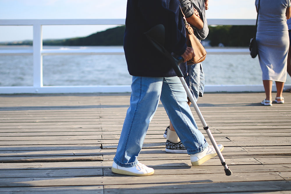 5 Ways to Lead While You're Limping