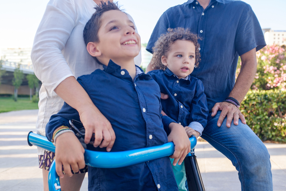 Learning from Married Couples with Special Needs Children