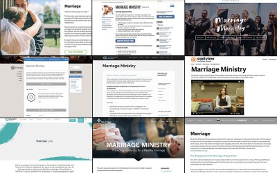 10 Examples of Great Marriage Ministry Websites