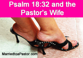 Relax its all good pastors wife