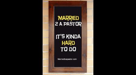 blog for pastors wives