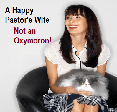Tips for pastor's wife