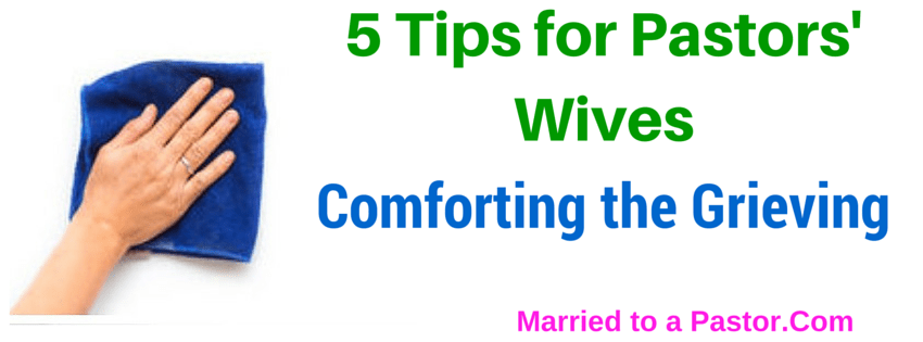 advice for pastors wives
