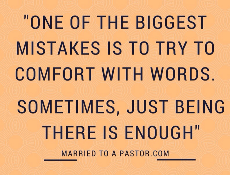 Tips for pastors' wives