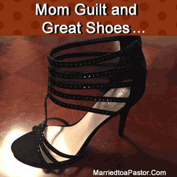 pastor mom guilt