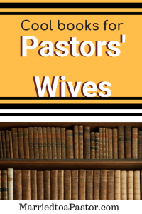 Books for pastors wives
