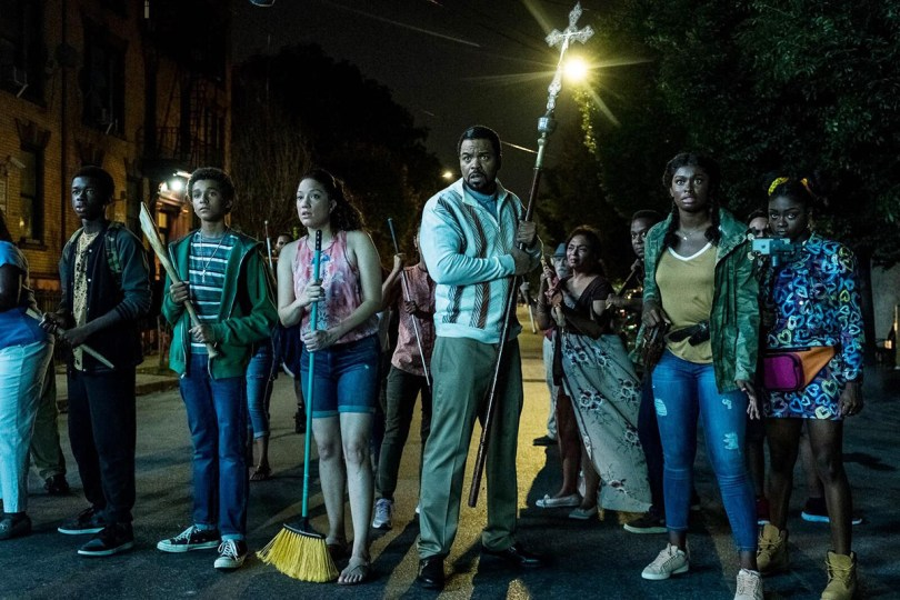 Why you should be watching Vampires vs. the Bronx on Netflix!