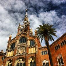 St Pau Hospital and center, Barcelona