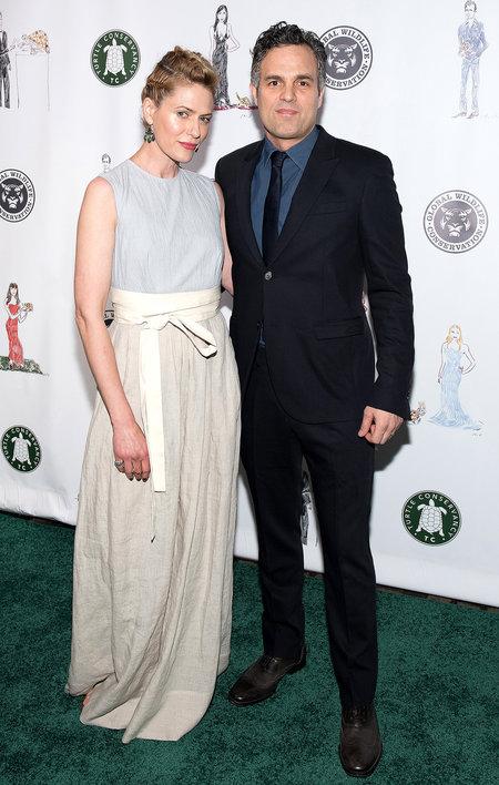 Know about Mark Ruffalo's Girlfriend Sunrise Coigney; See their Children