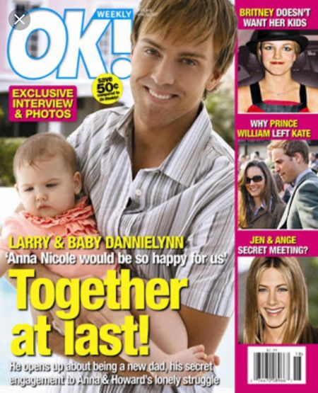 Dannielynn Birkhead Bio, Anna Nicole Smith's Daughter, Net ...