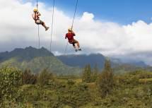 Kauai Ziplining - Top Marriott Hawaii