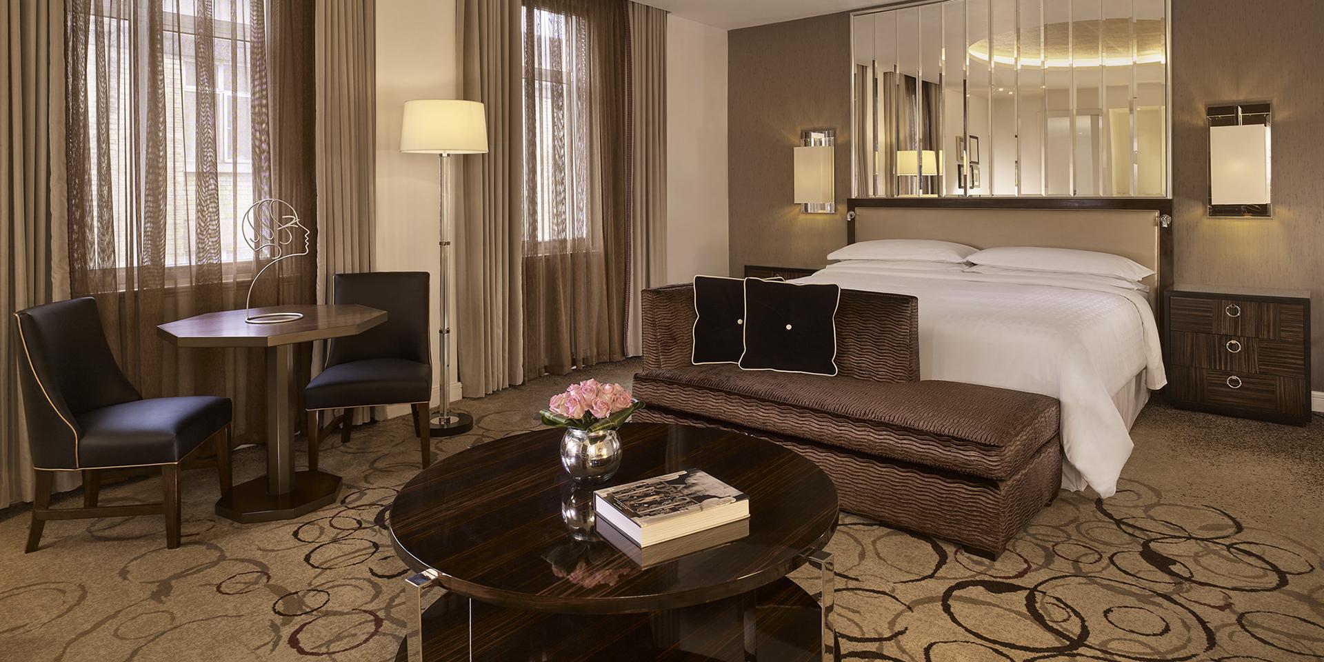 Sheraton Hotels Resorts Unveils Revamped Sheraton Grand