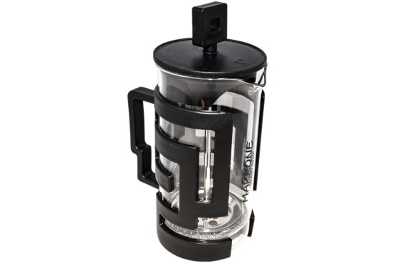 marrone french press siyah