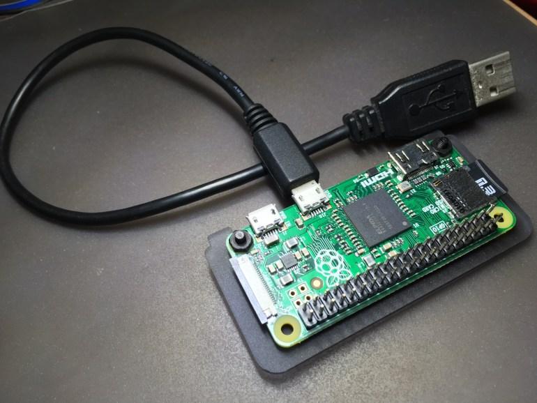Raspberry Pi Zero OTGセットアップ