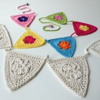 """Follow-up Friday - """"Rose Party Triangles"""""""