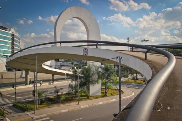 Memorial de América Latina (Oscar Niemeyer)