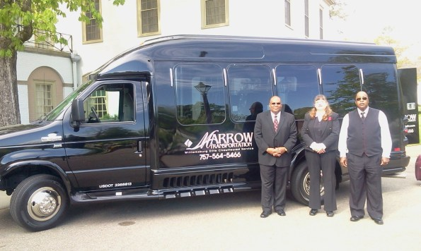 Our Drivers Are Proud To Serve You