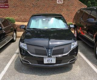 New Lincoln Town Car MKT