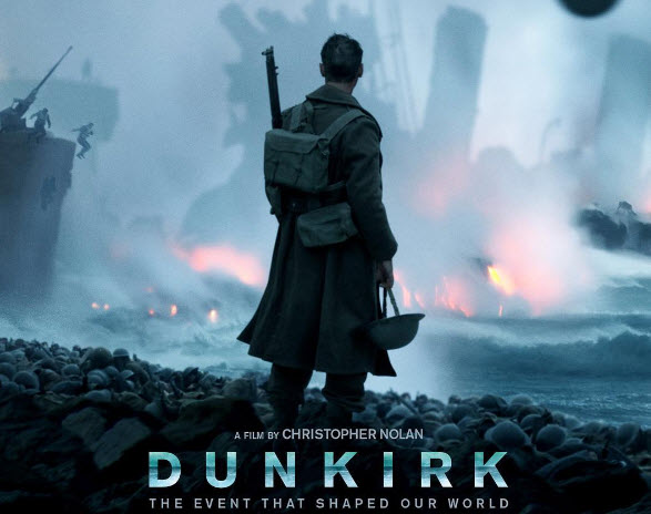 Dunkirk 2017 Innovative Movie Brings Miraculous World