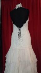 Brautkleid Rustikal
