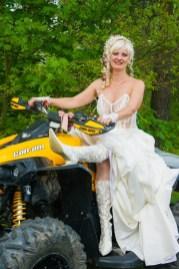 Brautkleid Maßanfertugung