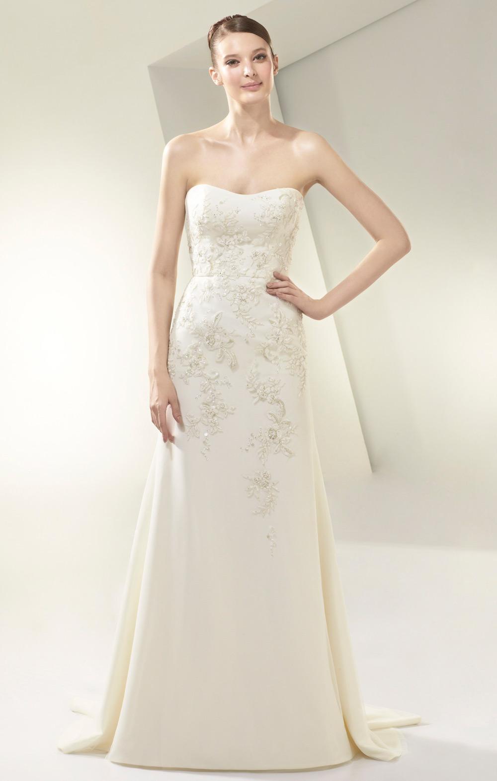 Enzoani Vintage Kleid für die Hochzeit