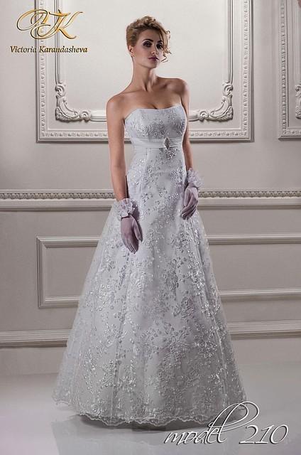 Brautkleid Modell 210