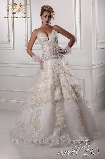 Brautkleid Modell 130