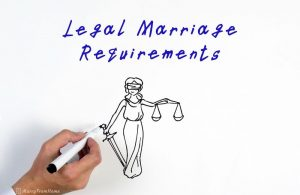 what do you need for a marriage license application