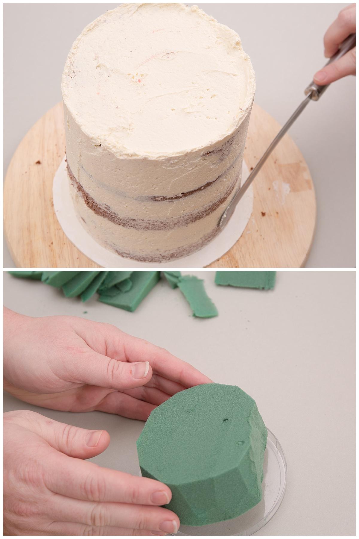 Kuchen Deko Blumen Selber Machen 24 Schubladen Kuche Nachrusten