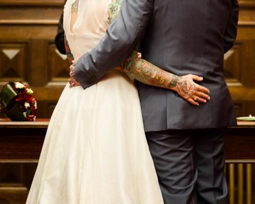 2013.10: MC & SH - Wedding Photographs