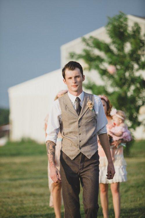 Iowa Wedding Photographer Family Farm