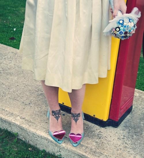 50s Bridal Photoshoot38