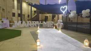 הצעת נישואין בבית שאן