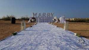 הצעת נישואין בים בחוף