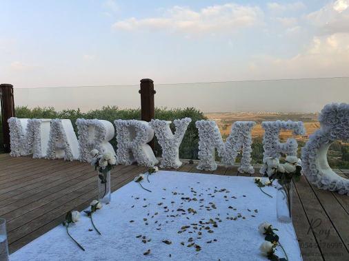 הצעת נישואין מלון בוטיק תמרין ראש פינה(14.11.19)00011
