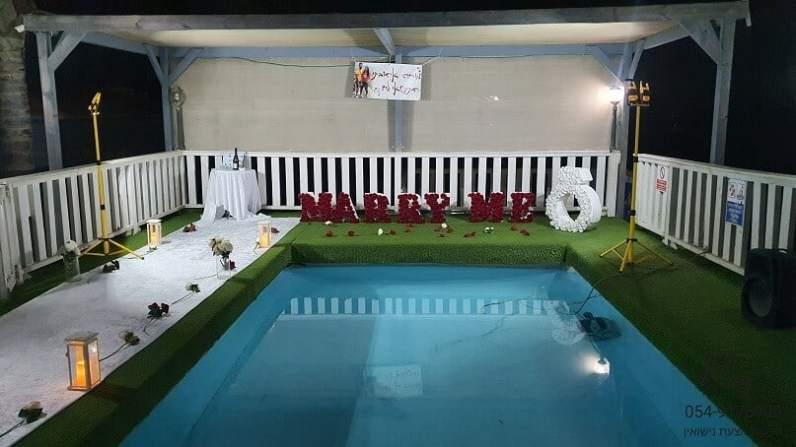 הצעת נישואין בצימר בגלבוע אתנחתא בגלבוע אדירים צימרים אור & מוריה (9.2.20)00024