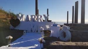 הצעת נישואין ברמת הגולן, הצעת נישואין ברמת הגולן