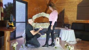 הצעת נישואין בחזון