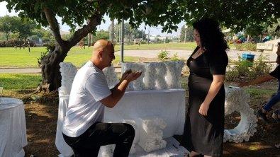 הצעת נישואין טירת הכרמל גן נחום בצפון אבי & שיר(11.9.20)00070