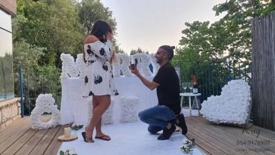 רפי & ליטל הצעת נישואין בצימר באמיריםבצפון(11.5.21)00100