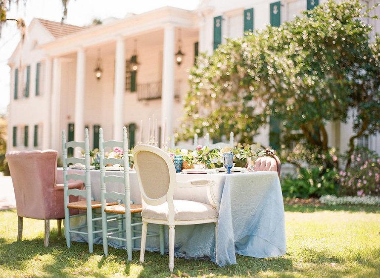 Tampa Bay Wedding Chair Furniture Rental Inspiration
