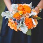 Navy Blue Rustic Tampa Bay Wedding Inspiration