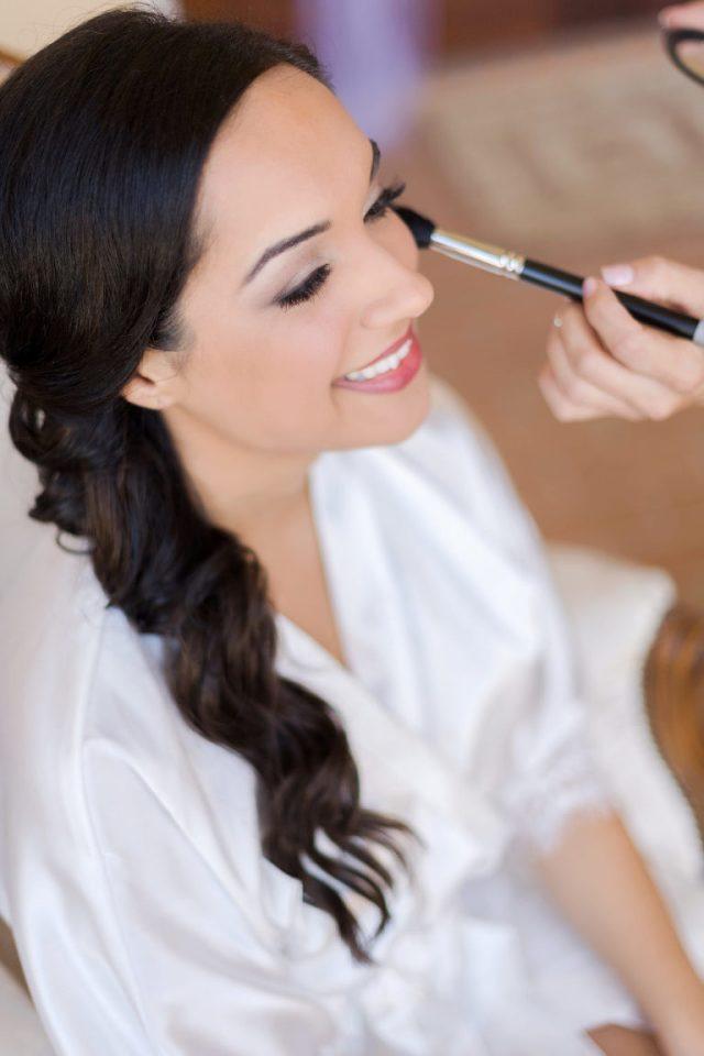 wedding hair & makeup in tampa | michele renee the studio