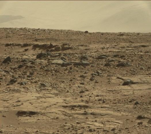 NASA's Mars mouse