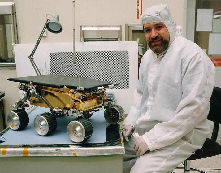 Mars Pathfinder Team Members