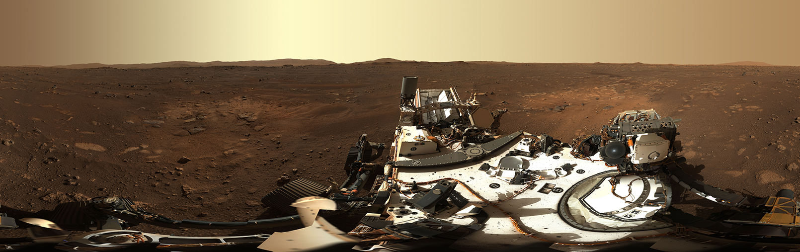 Mars 2020 Perseverance Rover - NASA Mars