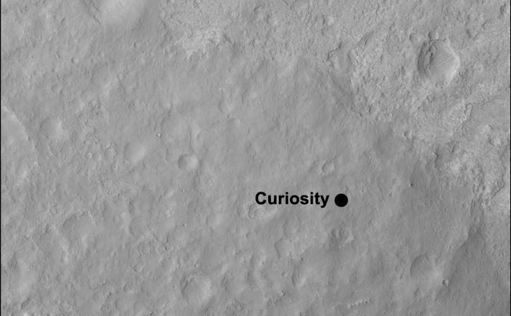 Curiosity's Quad